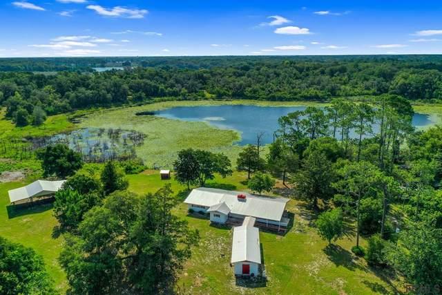 284 Byrd Rd, Crescent City, FL 32112 (MLS #263239) :: Dalton Wade Real Estate Group