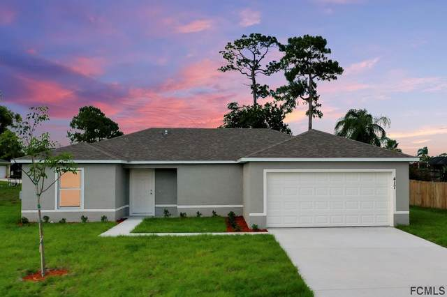 34 Prescott Ln, Palm Coast, FL 32164 (MLS #263371) :: Dalton Wade Real Estate Group
