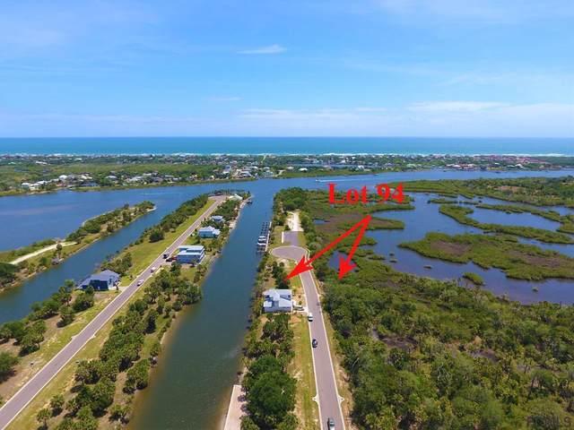 233 Seaside Landings Dr, Flagler Beach, FL 32136 (MLS #263411) :: RE/MAX Select Professionals