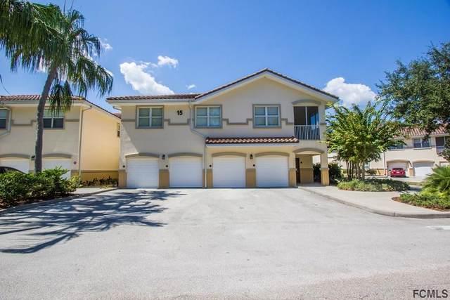 15 Riverview Bend N #214, Palm Coast, FL 32137 (MLS #263412) :: RE/MAX Select Professionals