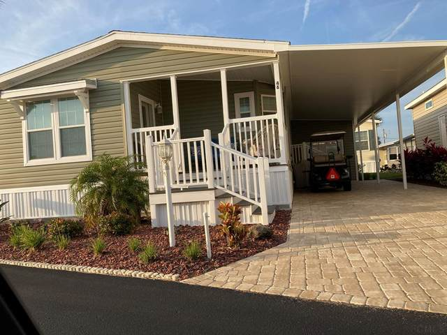 46 Nautilus Dr, Flagler Beach, FL 32136 (MLS #263415) :: The DJ & Lindsey Team