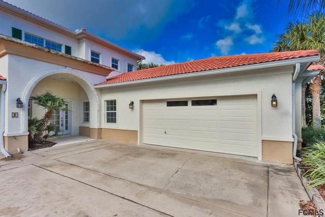 2 Viscaya Dr #102, Palm Coast, FL 32137 (MLS #263552) :: The DJ & Lindsey Team