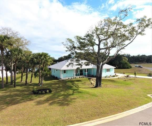 203 Seaside Landings Dr, Flagler Beach, FL 32136 (MLS #263586) :: RE/MAX Select Professionals
