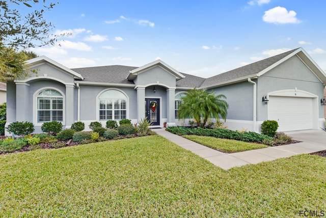 98 Lakewalk Dr N, Palm Coast, FL 32137 (MLS #263692) :: Dalton Wade Real Estate Group