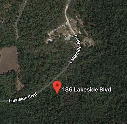136 Lakeside Blvd, Pomona Park, FL 32181 (MLS #263912) :: RE/MAX Select Professionals
