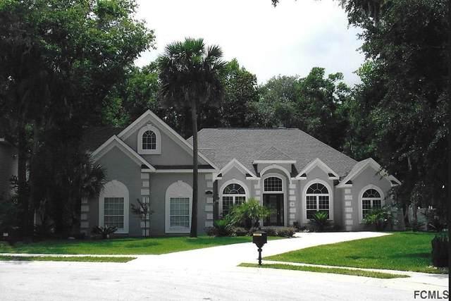 16 Hanover Drive, Flagler Beach, FL 32136 (MLS #263924) :: Olde Florida Realty Group