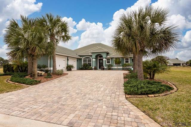 124 Longview Way N, Palm Coast, FL 32137 (MLS #263930) :: Dalton Wade Real Estate Group