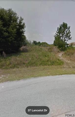 37 Lancelot Drive, Palm Coast, FL 32137 (MLS #263934) :: Dalton Wade Real Estate Group