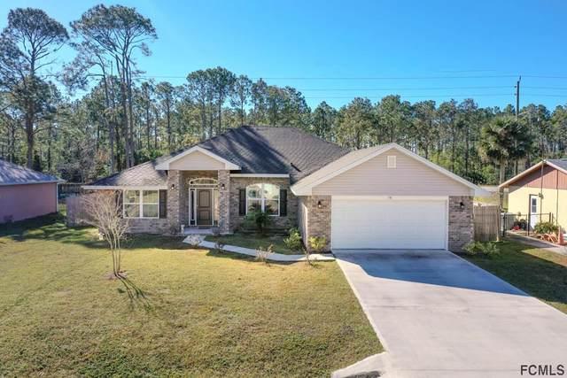 58 Ryland Drive, Palm Coast, FL 32164 (MLS #264106) :: RE/MAX Select Professionals