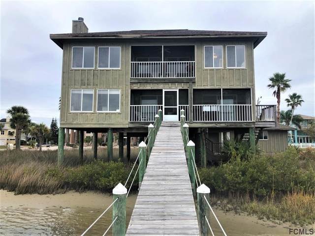 624 River View Rd, Flagler Beach, FL 32136 (MLS #264138) :: RE/MAX Select Professionals