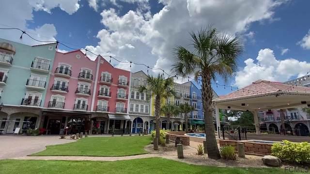 101 Palm Harbor Pkwy A106, Palm Coast, FL 32137 (MLS #264157) :: RE/MAX Select Professionals