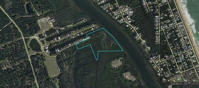 239 Seaside Landings Dr, Flagler Beach, FL 32136 (MLS #264234) :: RE/MAX Select Professionals