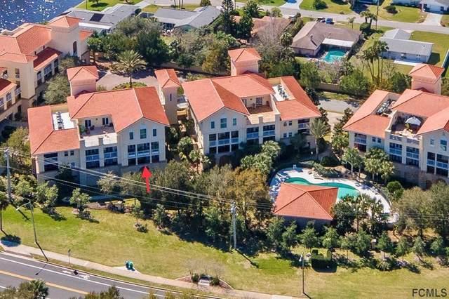 200 Bella Harbor Ct #104, Palm Coast, FL 32137 (MLS #265070) :: The DJ & Lindsey Team
