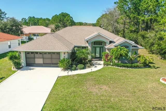 16 Flint Hill Ln, Palm Coast, FL 32137 (MLS #265083) :: The DJ & Lindsey Team
