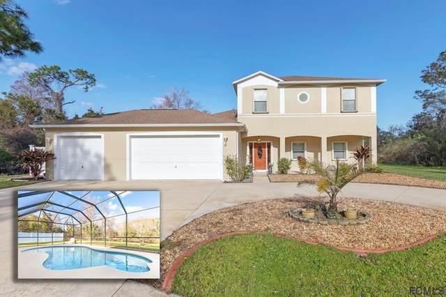 91 Persimmon Drive, Palm Coast, FL 32164 (MLS #265119) :: The DJ & Lindsey Team