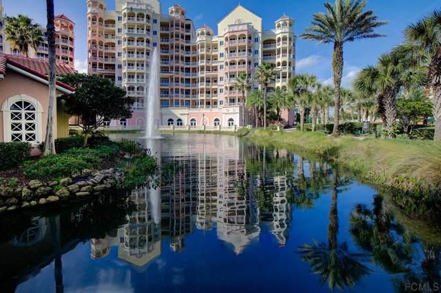 200 Ocean Crest Drive #310, Palm Coast, FL 32137 (MLS #265121) :: The DJ & Lindsey Team
