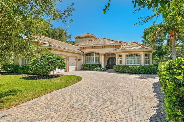 64 Ocean Oaks Ln, Palm Coast, FL 32137 (MLS #265129) :: The DJ & Lindsey Team