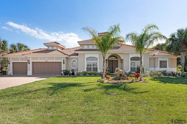 73 Ocean Oaks Ln, Palm Coast, FL 32137 (MLS #265199) :: Memory Hopkins Real Estate