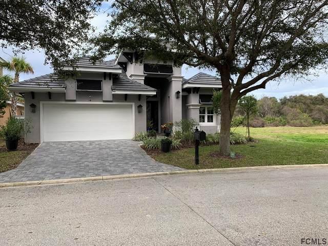 14 Blue Heron Lane, Palm Coast, FL 32137 (MLS #265228) :: Noah Bailey Group