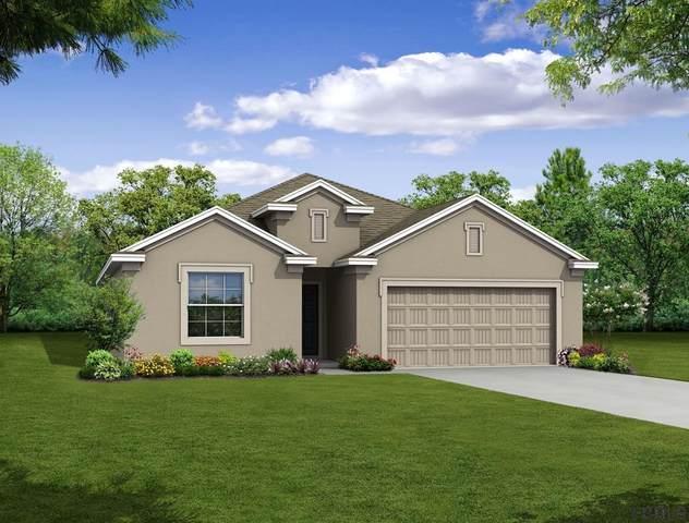 126 Oakleaf Way, Palm Coast, FL 32137 (MLS #265246) :: Memory Hopkins Real Estate