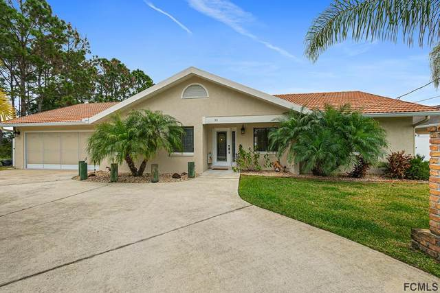 35 Frenora Lane, Palm Coast, FL 32137 (MLS #265314) :: RE/MAX Select Professionals