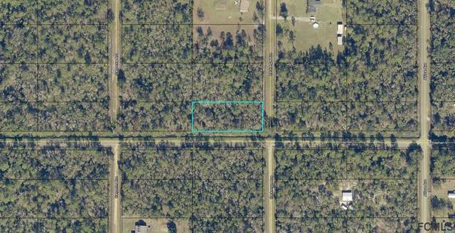 10175 Beckenger Ave, Hastings, FL 32145 (MLS #265335) :: RE/MAX Select Professionals