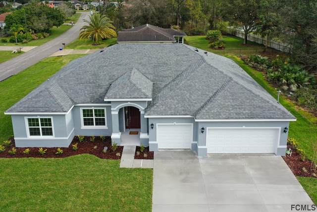 1 White Hall Dr, Palm Coast, FL 32164 (MLS #265345) :: RE/MAX Select Professionals