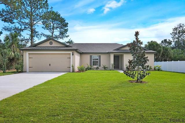 31 Rockingham Lane, Palm Coast, FL 32164 (MLS #265390) :: Olde Florida Realty Group