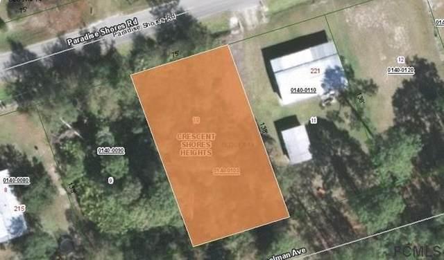 219 Paradise Shores Rd, Crescent City, FL 32112 (MLS #265564) :: Dalton Wade Real Estate Group