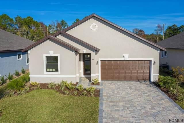 83 Green Circle, Palm Coast, FL 32164 (MLS #265914) :: RE/MAX Select Professionals