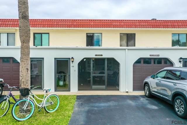 66 Ocean Palm Villas S #66, Flagler Beach, FL 32136 (MLS #266012) :: RE/MAX Select Professionals