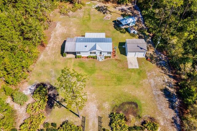 208 Ponderosa Pines Ct., Georgetown, FL 32139 (MLS #266038) :: Dalton Wade Real Estate Group