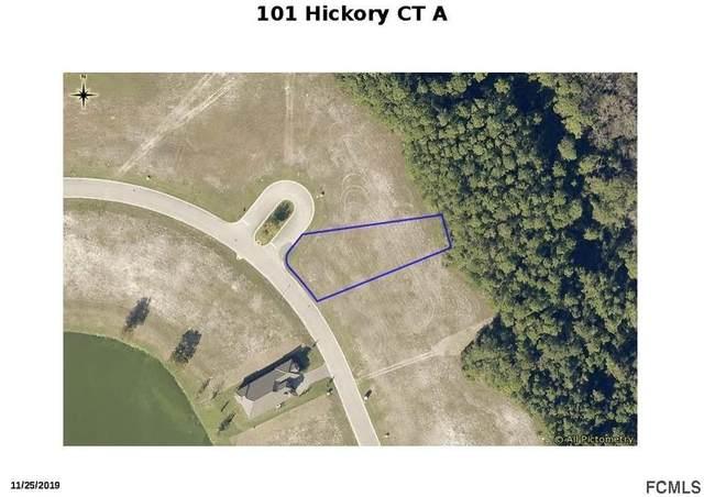 101 Hickory Ct, Palm Coast, FL 32137 (MLS #266072) :: NextHome At The Beach II