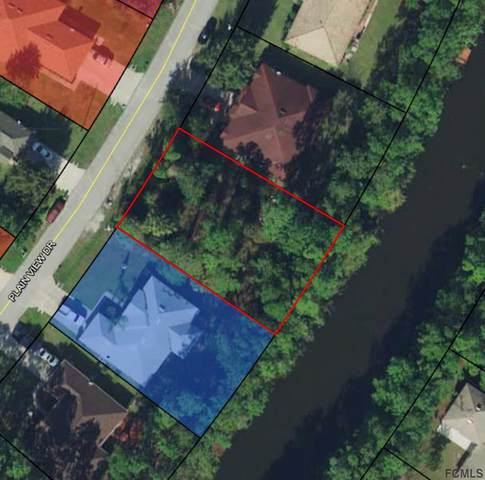 100 Plain View Drive, Palm Coast, FL 32164 (MLS #266103) :: RE/MAX Select Professionals