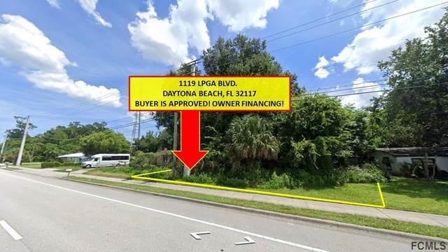 1119 Lpga Blvd, Daytona Beach, FL 32117 (MLS #266250) :: RE/MAX Select Professionals