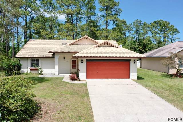 45 Pheasant Drive, Palm Coast, FL 32164 (MLS #266371) :: RE/MAX Select Professionals