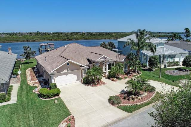409 Palm Dr, Flagler Beach, FL 32136 (MLS #266385) :: Keller Williams Realty Atlantic Partners St. Augustine