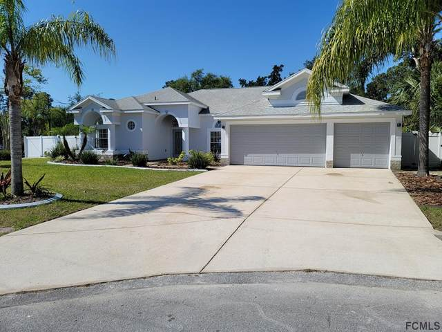 1 Westbriar Pl, Palm Coast, FL 32164 (MLS #266408) :: RE/MAX Select Professionals