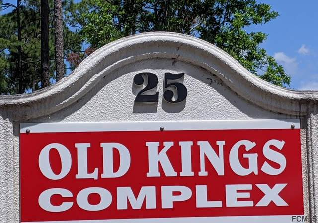 25 Old Kings Rd N B3, Palm Coast, FL 32137 (MLS #266431) :: Noah Bailey Group