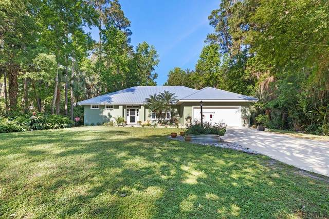 1870 Lake Disston Dr, Bunnell, FL 32110 (MLS #266469) :: Olde Florida Realty Group