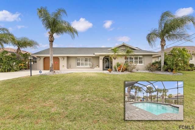 40 Clarendon Ct N, Palm Coast, FL 32137 (MLS #266474) :: RE/MAX Select Professionals