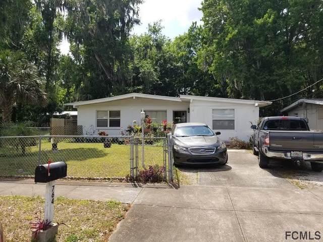 764 Greenway Pl, Daytona, FL 32114 (MLS #266502) :: Olde Florida Realty Group