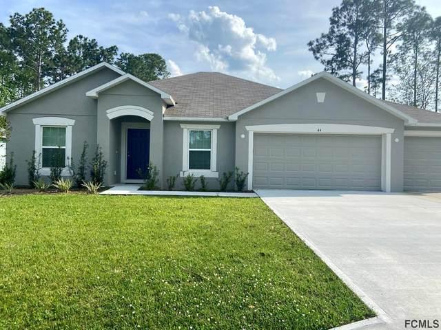 44 Potterville Lane, Palm Coast, FL 32164 (MLS #266504) :: RE/MAX Select Professionals