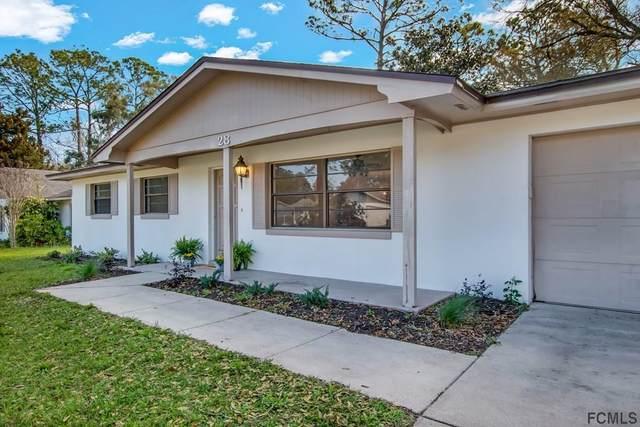 28 Blare Drive, Palm Coast, FL 32137 (MLS #266525) :: RE/MAX Select Professionals