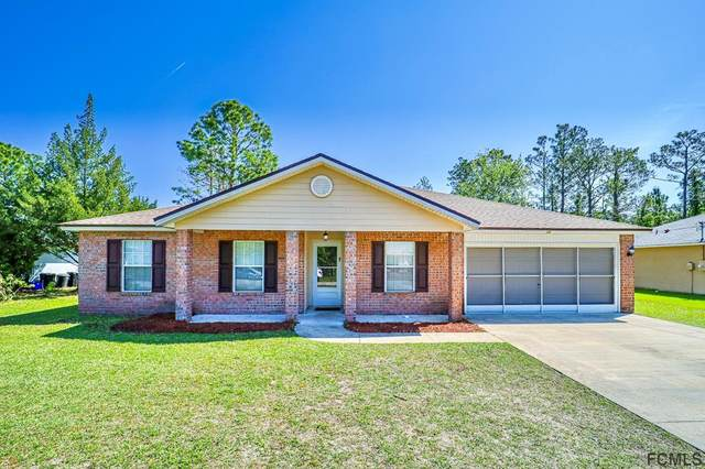 38 Kankakee Trail, Palm Coast, FL 32164 (MLS #266532) :: RE/MAX Select Professionals