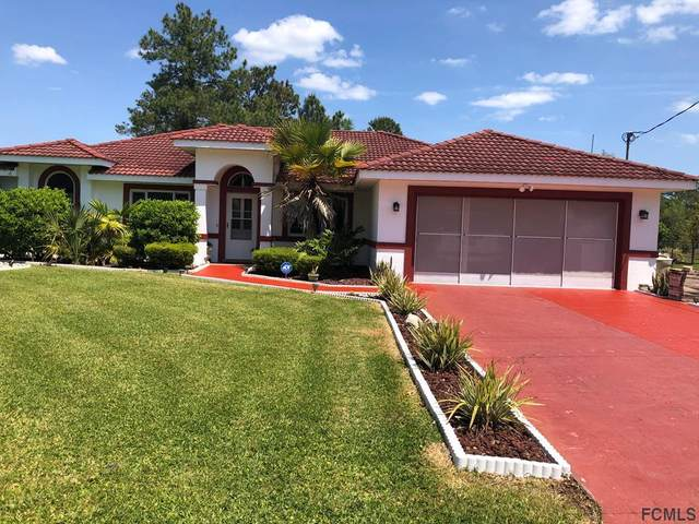 124 White Hall Dr, Palm Coast, FL 32164 (MLS #266533) :: RE/MAX Select Professionals