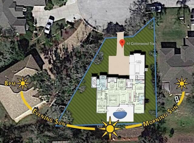 44 Cottonwood Trail, Palm Coast, FL 32137 (MLS #266546) :: The DJ & Lindsey Team