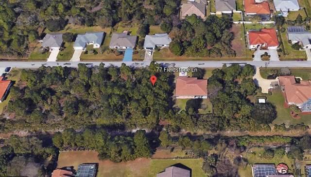 77 Fieldstone Ln, Palm Coast, FL 32137 (MLS #266550) :: RE/MAX Select Professionals