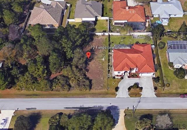 72 Fieldstone Ln, Palm Coast, FL 32137 (MLS #266560) :: RE/MAX Select Professionals