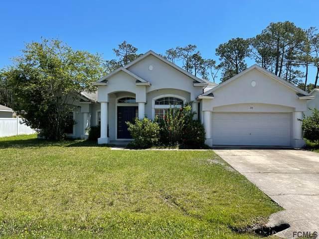 20 Rybar Lane, Palm Coast, FL 32164 (MLS #266576) :: Olde Florida Realty Group